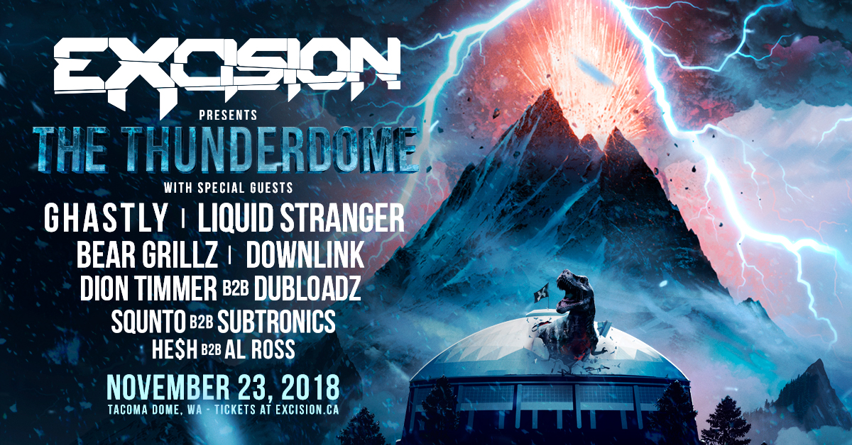 Thunderdome Final Lineup Is Here!