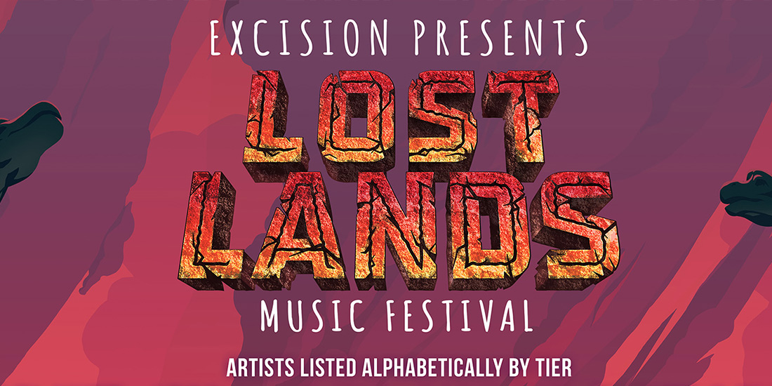 LOST LANDS TICKETS ON SALE NOW
